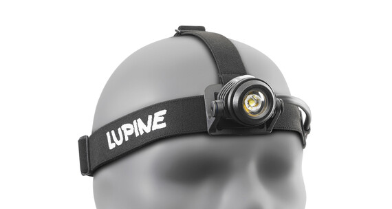 Lupine Neo X 2 SmartCore - Linterna frontal - negro